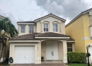 Pre Foreclosure in Miami 33178 NW 108TH PATH - Property ID: 1347869964