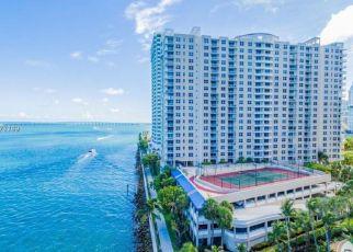 Pre Foreclosure in Miami 33131 CLAUGHTON ISLAND DR - Property ID: 1347915950