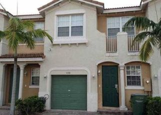 Pre Foreclosure in Homestead 33033 NE 21ST TER - Property ID: 1348017999