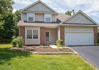 Pre Foreclosure in Crystal Lake 60012 SHERBROOKE CT - Property ID: 1348208511
