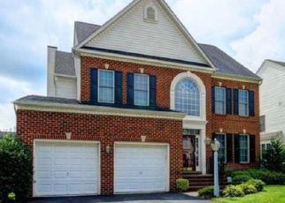Pre Foreclosure in Severn 21144 AMORY CT - Property ID: 1348536551