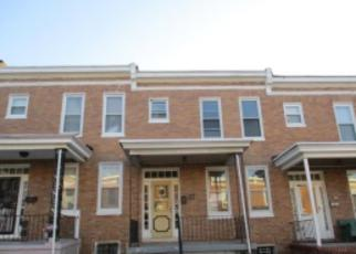 Pre Foreclosure in Baltimore 21229 N ABINGTON AVE - Property ID: 1348559772