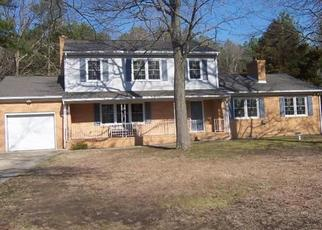 Pre Foreclosure in Princess Anne 21853 WILLIAMS RD - Property ID: 1348561965