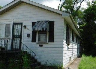Pre Foreclosure in Gary 46409 PENNSYLVANIA ST - Property ID: 1348772625