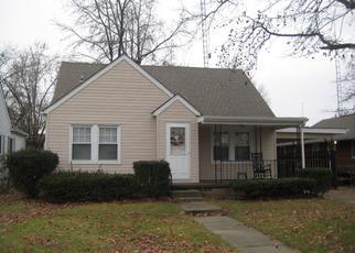 Pre Foreclosure in Carmi 62821 CREBS AVE - Property ID: 1348959188