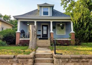 Pre Foreclosure in Hutchinson 67501 E 5TH AVE - Property ID: 1349031910