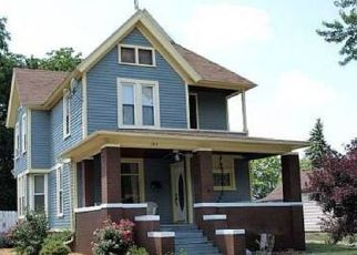 Pre Foreclosure in Galesburg 61401 MAPLE AVE - Property ID: 1349225483