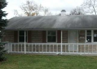 Pre Foreclosure in Indianapolis 46224 AUBURN RD - Property ID: 1349356886