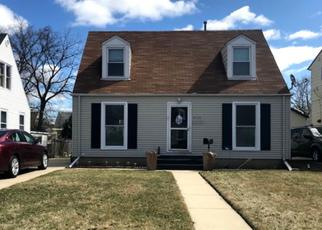Pre Foreclosure in Franklin Park 60131 SILVER CREEK DR - Property ID: 1349443146
