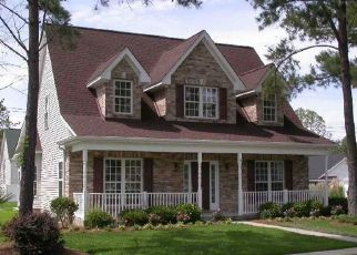 Pre Foreclosure in Myrtle Beach 29588 FOX CATCHER DR - Property ID: 1349542130