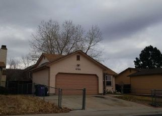 Pre Foreclosure in Denver 80239 DEARBORN ST - Property ID: 1349896463