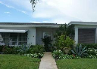 Pre Foreclosure in Delray Beach 33445 SOUTH DR - Property ID: 1349914413