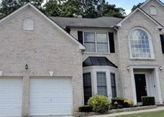 Pre Foreclosure in Stone Mountain 30087 GREENOCK DR - Property ID: 1349923614