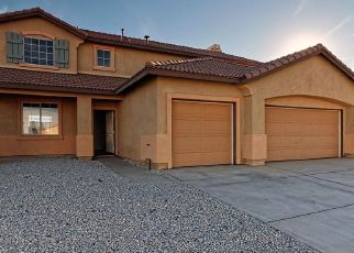 Pre Foreclosure in Adelanto 92301 STAR ST - Property ID: 1350059828