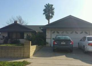 Pre Foreclosure in Rancho Cucamonga 91730 HEMLOCK ST - Property ID: 1350072527