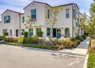 Pre Foreclosure in Irvine 92618 BORREGO - Property ID: 1350247268