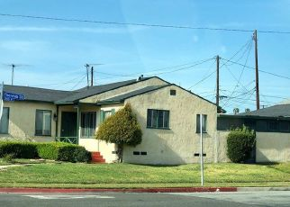 Pre Foreclosure in Los Angeles 90047 S VAN NESS AVE - Property ID: 1350252531