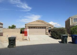 Pre Foreclosure in El Mirage 85335 N EL FRIO CT - Property ID: 1350315151