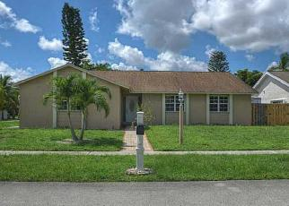 Pre Foreclosure in Fort Lauderdale 33351 NW 45TH ST - Property ID: 1350445683