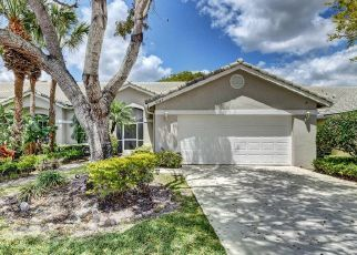 Pre Foreclosure in Boynton Beach 33472 BRITTANY LAKES DR - Property ID: 1350504364