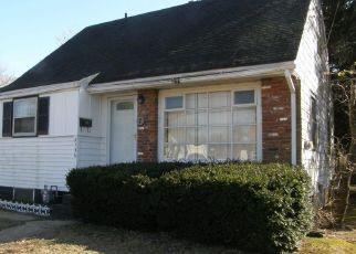 Pre Foreclosure in Clementon 08021 S BRIGHTON AVE - Property ID: 1350554744