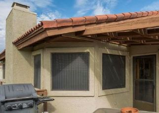 Pre Foreclosure in Fountain Hills 85268 E MUSTANG DR - Property ID: 1350750510