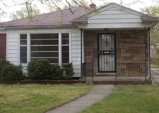 Pre Foreclosure in Detroit 48219 PLAINVIEW AVE - Property ID: 1350971239