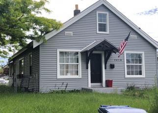 Pre Foreclosure in Spokane 99217 E ROWAN AVE - Property ID: 1351026879