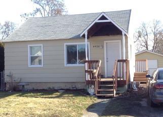 Pre Foreclosure in Spokane 99216 N BEST RD - Property ID: 1351053591