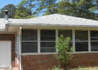 Pre Foreclosure in Chesapeake 23320 SHERMAN DR - Property ID: 1351201623