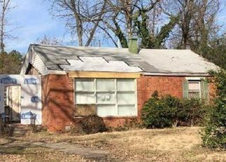 Pre Foreclosure in Richmond 23222 FAYETTE AVE - Property ID: 1351217387