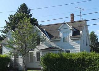 Pre Foreclosure in Waterville 04901 CLINTON AVE - Property ID: 1351319889