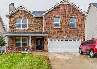 Pre Foreclosure in Clarksville 37043 BREW MOSS DR - Property ID: 1351488945