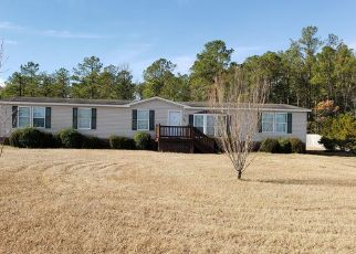 Pre Foreclosure in Jacksonville 28540 ABERDEEN LN - Property ID: 1351892303