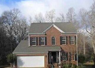 Pre Foreclosure in Fountain Inn 29644 SCARLET OAK DR - Property ID: 1351987791