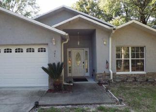Pre Foreclosure in Williston 32696 NE STATE ROAD 121 - Property ID: 1352201968