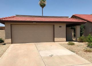 Pre Foreclosure in Phoenix 85044 E TUNDER CIR - Property ID: 1352492778