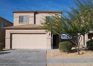 Pre Foreclosure in Tucson 85713 E VERA CRUZ VIS - Property ID: 1352524299