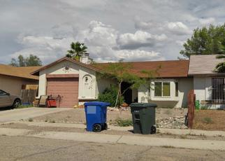 Pre Foreclosure in Tucson 85730 S WINDROSE DR - Property ID: 1352526939