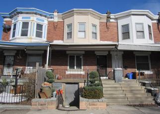 Pre Foreclosure in Philadelphia 19139 WALNUT ST - Property ID: 1352549711
