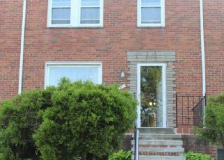 Pre Foreclosure in Baltimore 21213 ERDMAN AVE - Property ID: 1352703429
