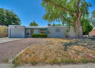 Pre Foreclosure in Albuquerque 87110 PRINCESS JEANNE AVE NE - Property ID: 1353264481