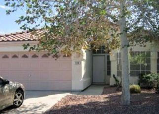 Pre Foreclosure in Henderson 89015 BUGLE BLUFF DR - Property ID: 1353455884