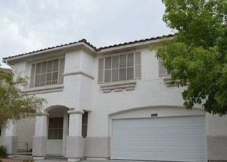 Pre Foreclosure in Las Vegas 89117 AZURE SHORES CT - Property ID: 1353463315