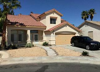 Pre Foreclosure in Las Vegas 89131 HIGH STREAM AVE - Property ID: 1353490927