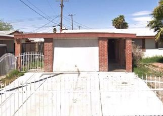 Pre Foreclosure in Las Vegas 89115 SAN ANTONIO AVE - Property ID: 1353521571