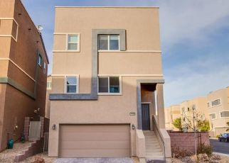 Pre Foreclosure in Las Vegas 89129 GUSTY CT - Property ID: 1353622299