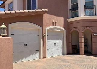 Pre Foreclosure in Henderson 89011 VIA VISIONE - Property ID: 1353650330