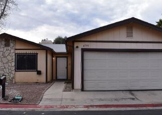 Pre Foreclosure in Las Vegas 89122 BENECIA WAY - Property ID: 1353654267