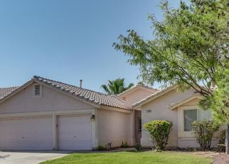 Pre Foreclosure in Henderson 89015 GALLANT FOX AVE - Property ID: 1353720858